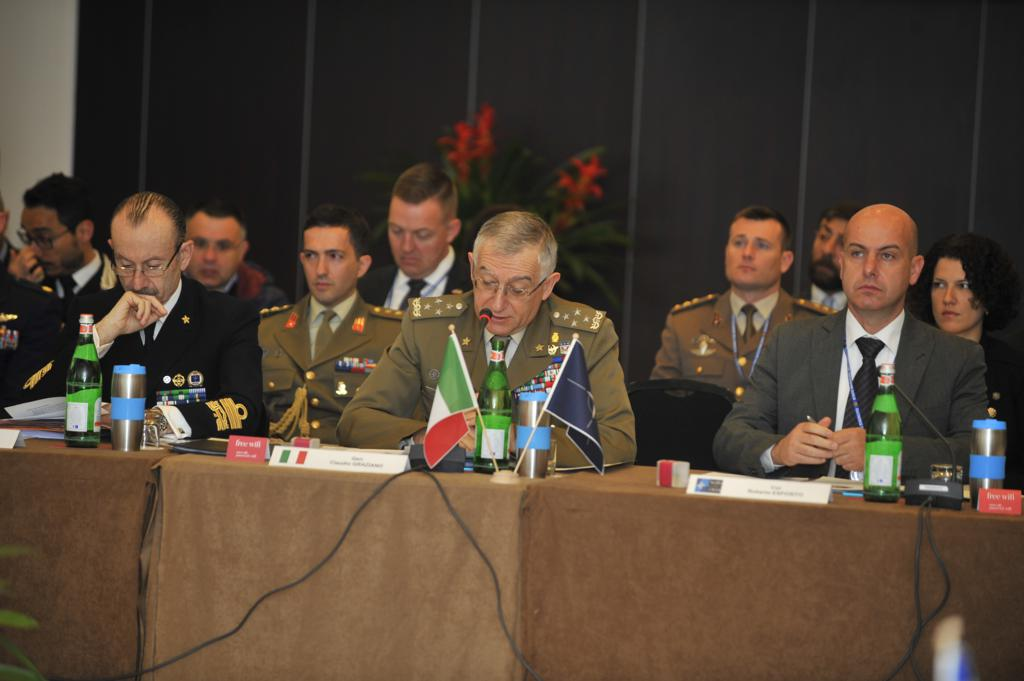 "Security Force Assistance: ""1st Establishment Conference"""