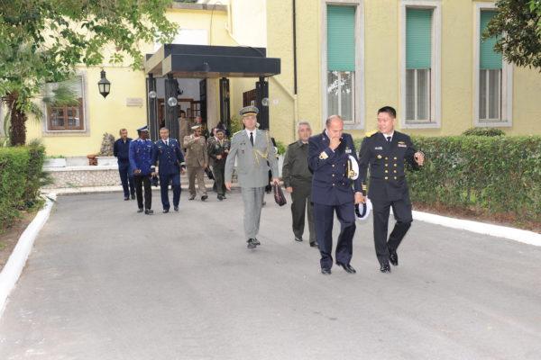 16. partenza delegazione