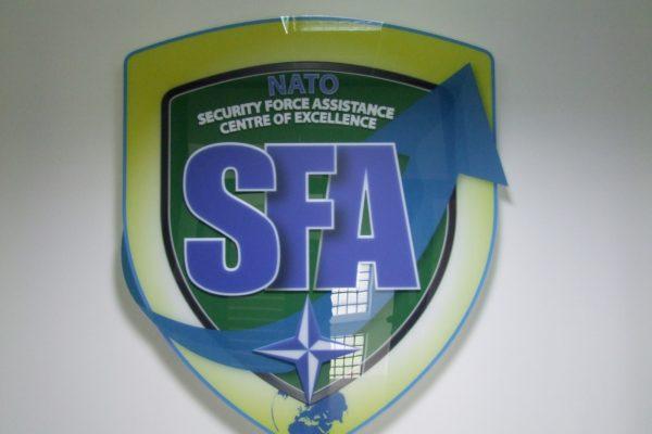 NATO SFA COE logo