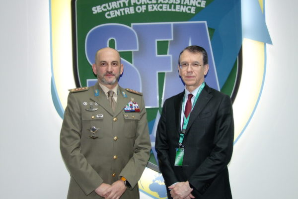 ATA President and NATO SFA COE Director