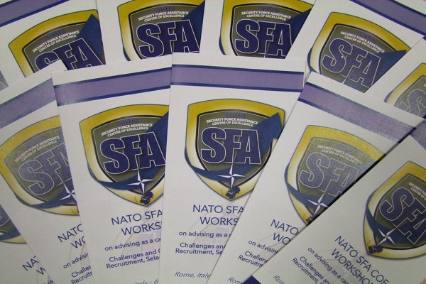 The REPORT of the NATO SFA COE Workshop is on line