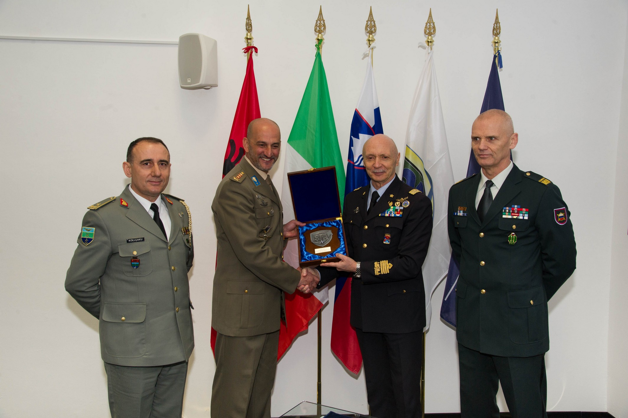 26th MARCH 2019: NATO SFA COE OPENING CEREMONY CELEBRATION
