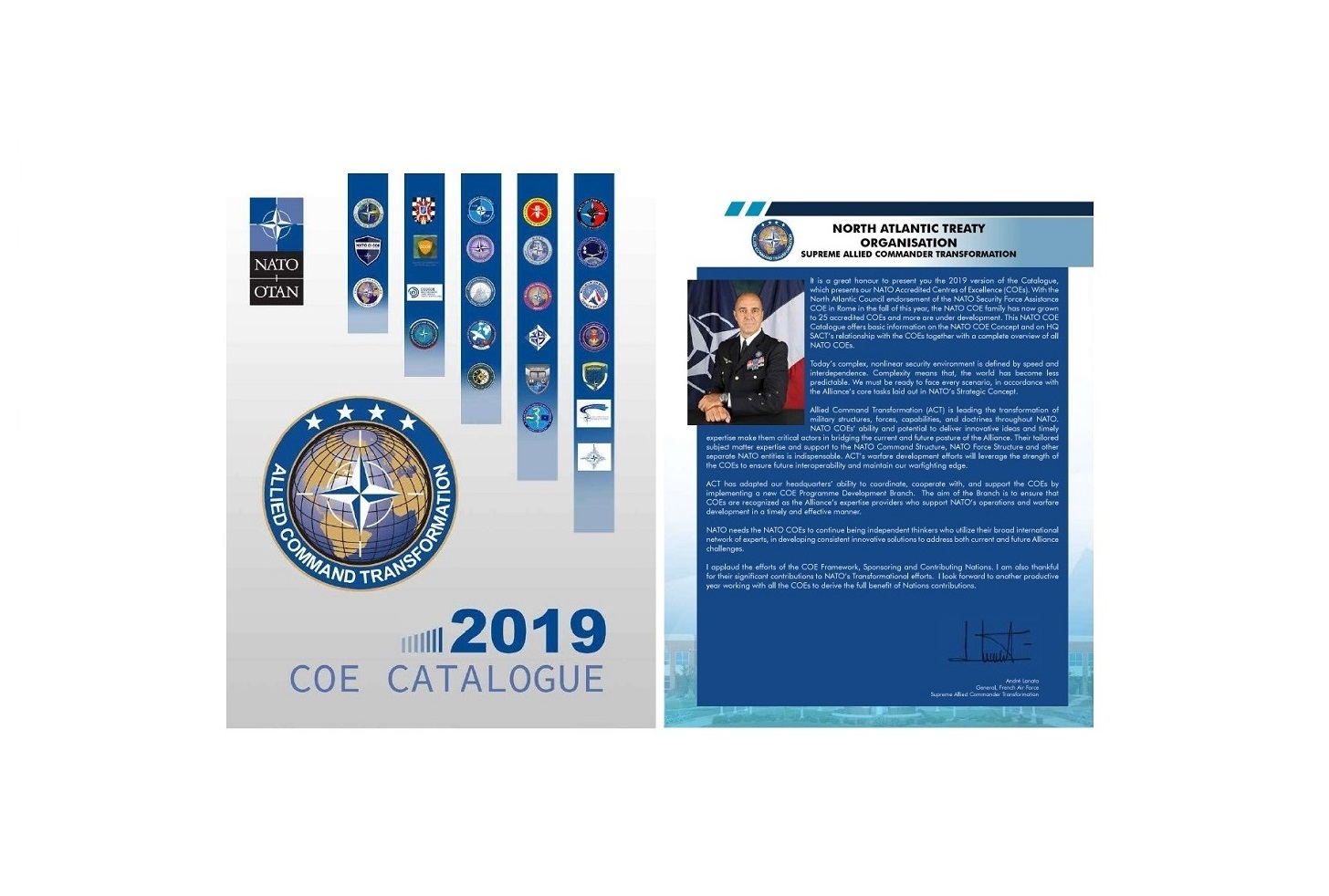 COE CATALOGUE 2019