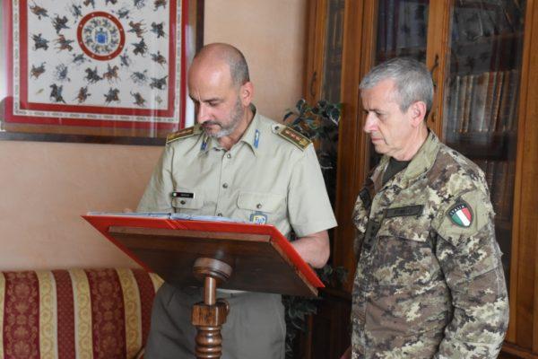 NATO SFA COE Director signing
