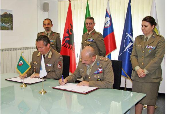 signing of Memorandum of Cooperation