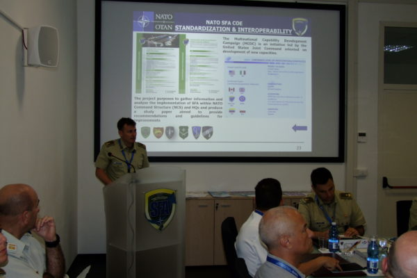Standard&Interoperability Branch Briefing