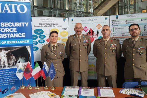 COE Delegation