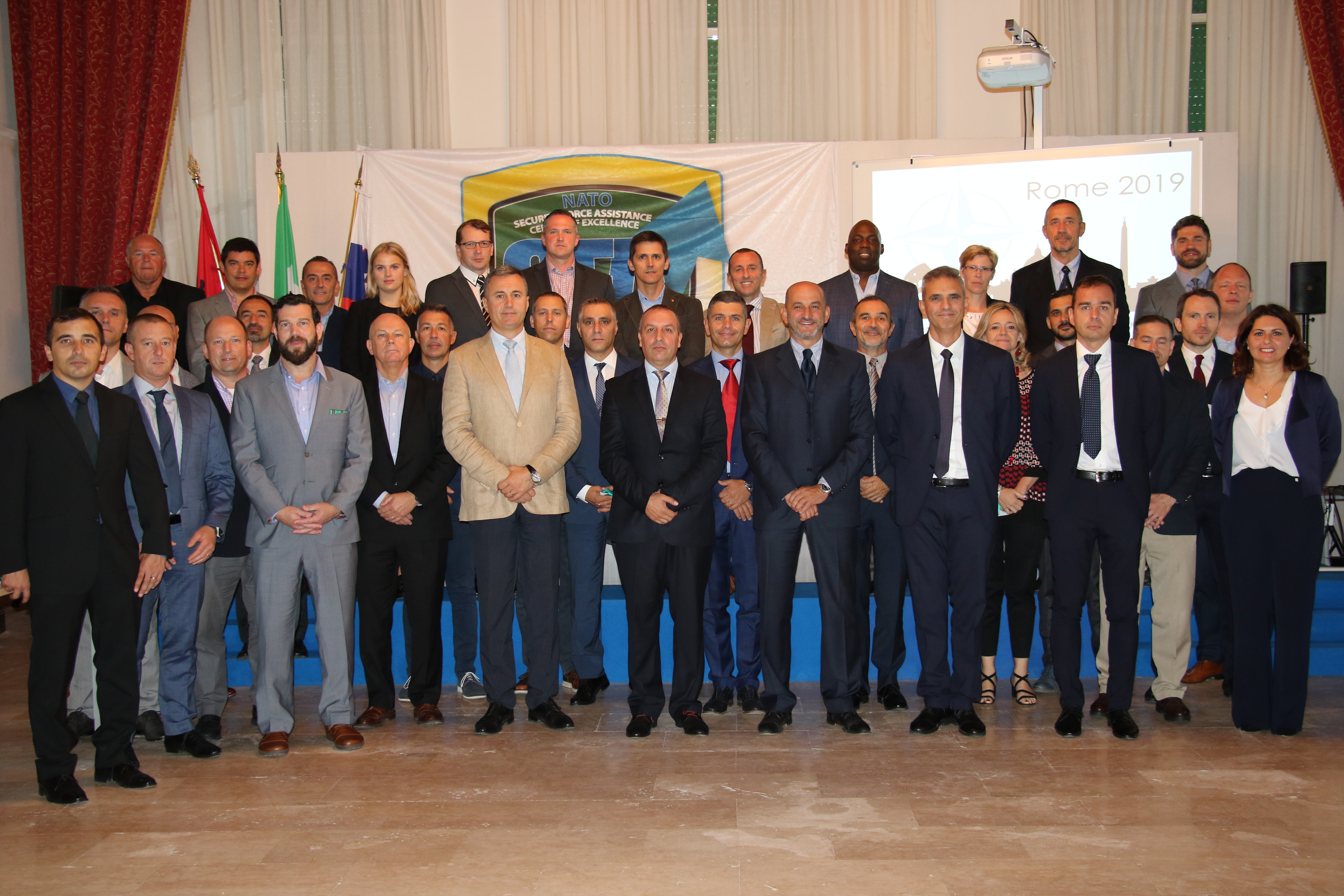 NATO SFA COE: 1st Lessons Learned Workshop concluded