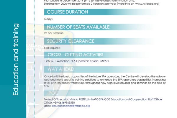 Flayer SFA CourseB