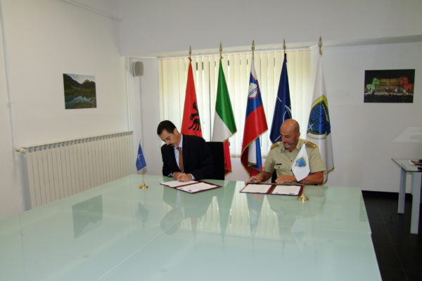MoC signing