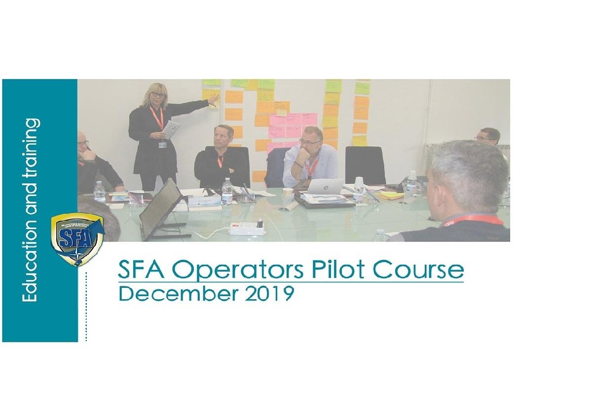 SFA Operators Pilot Course