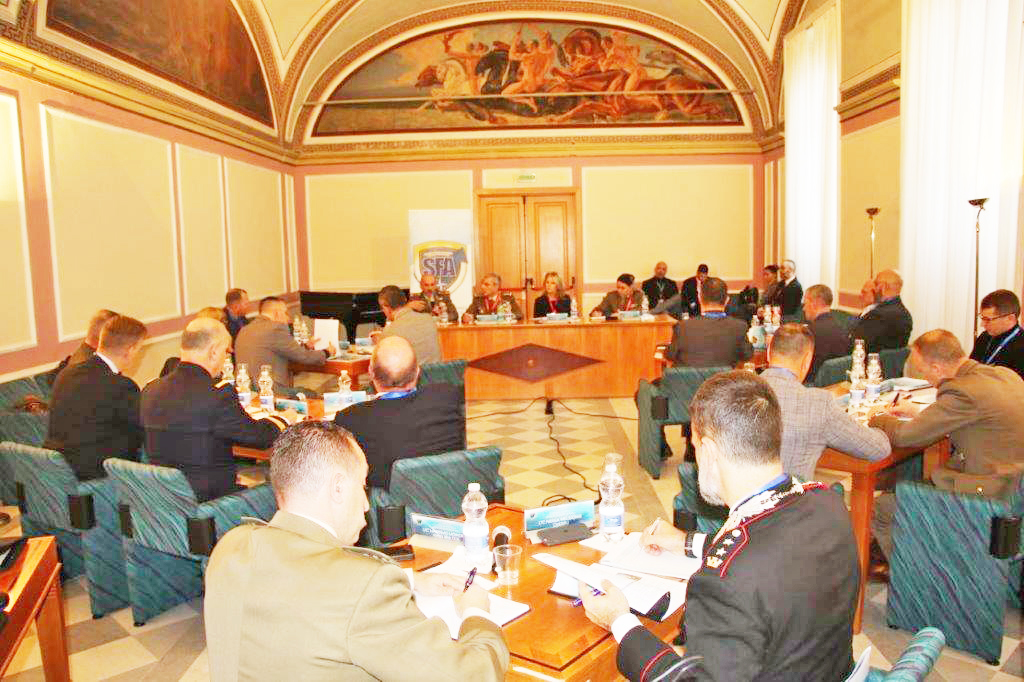 NATO SFA COE: 2nd SFA Workshop on the implementation of the advising mission of SFA