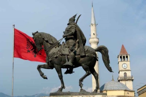 Albanian National Hero, Skanderbeg