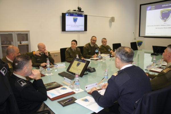 Director's briefing
