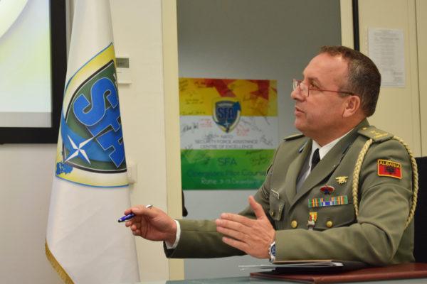 LTV Defrim HAXHIJA (Albanian representative)