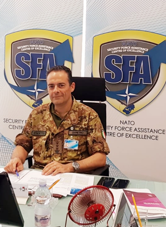 NATO SFA COE CO-CHAIRED THE SECURITY FORCE ASSISTANCE ROUND-TABLE HOSTED BY JFC BRUNSSUM