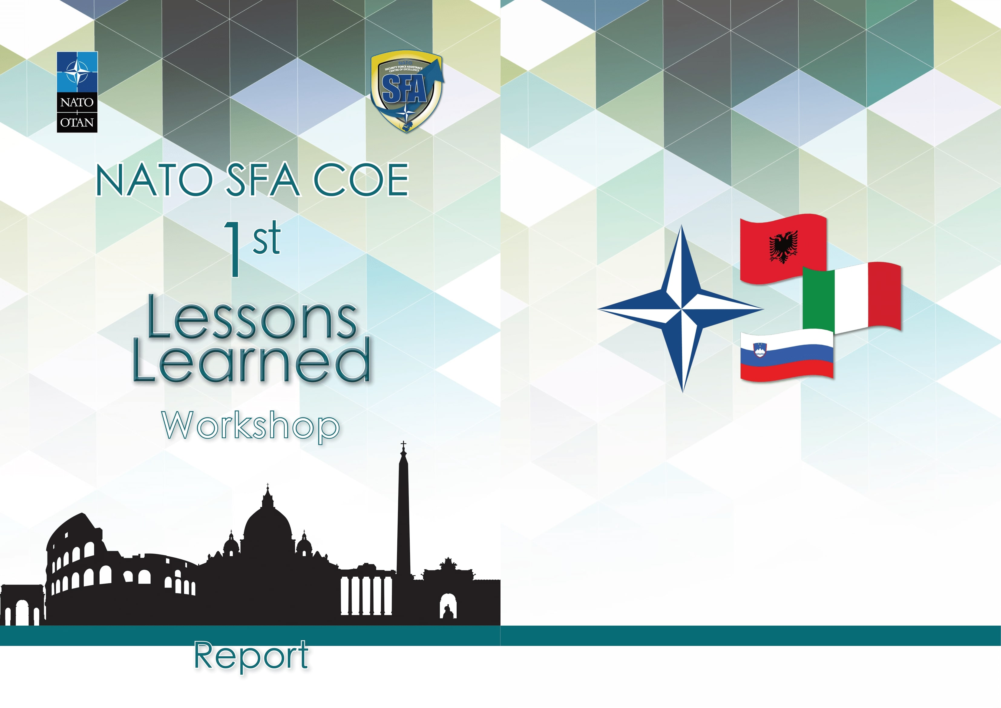 NATO SFA COE Lessons Learned Workshop report