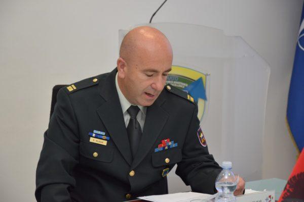 Rappresentante Sloveno NATO SFA COE