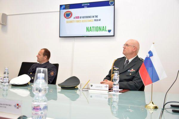 Slovenian Delegation