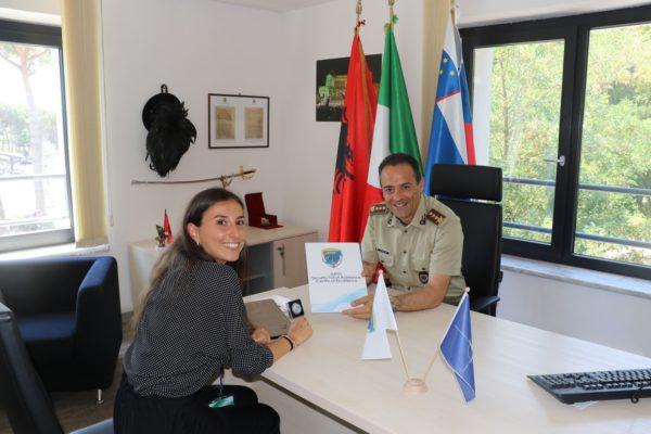 presentazione NATO SFA COE del Direttore