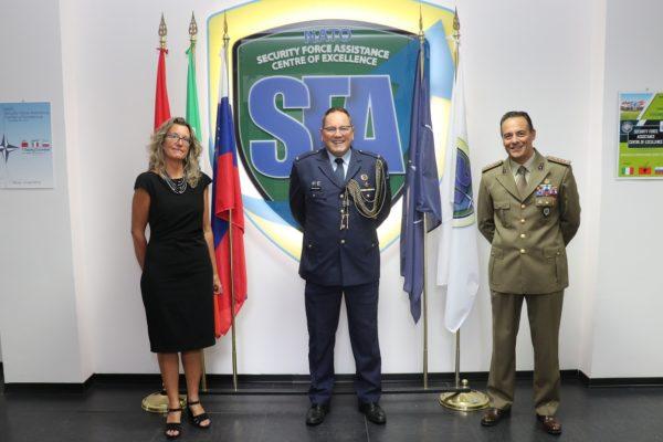 Defence Attaché Assistant, Defence Attaché, Director
