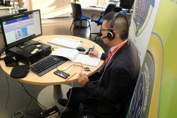 NATO SFA COE Intern from LUISS participation
