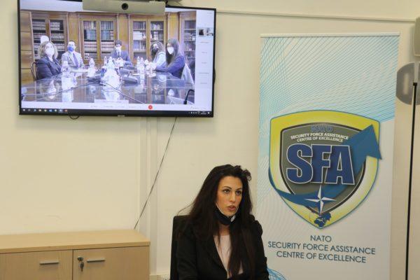 """LUMSA Student co-founder of """"Cenacolo di Studi Diplomatici e internazionali"""""""