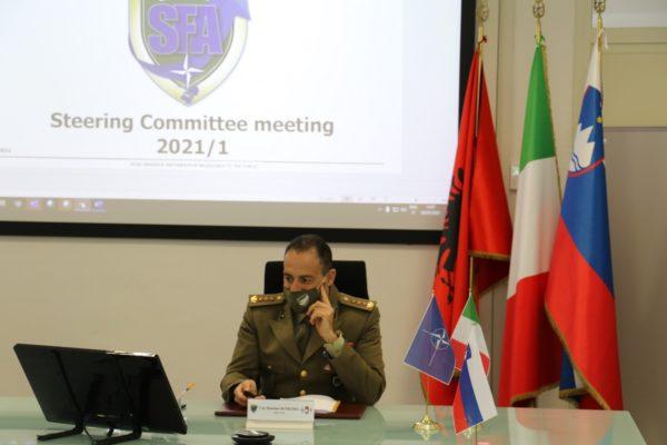 NATO SFA COE Director