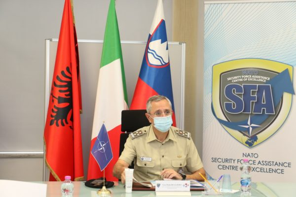 Gen. Paolo Ruggiero - DSACT