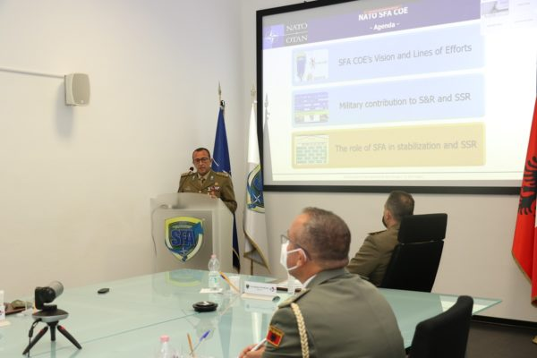 Lecture on Security Sector Reform (SSR)