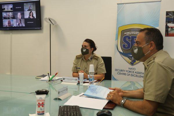NATO SFA COE presentation