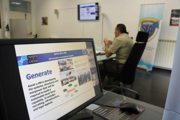 SFA activities presentation