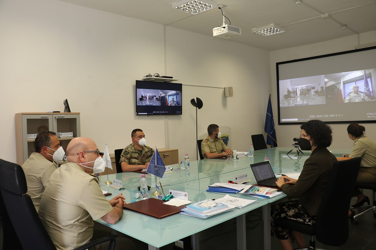 Renewed the NATO SFA COE's accreditation